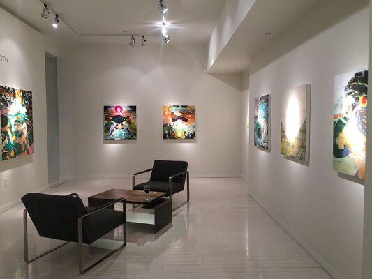 Hall Spassov Gallery  at Seattle Art Fair 2018, installation view