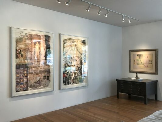 Spring Private Feature, installation view