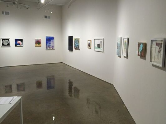Hot Combos: Works Under $1000, installation view