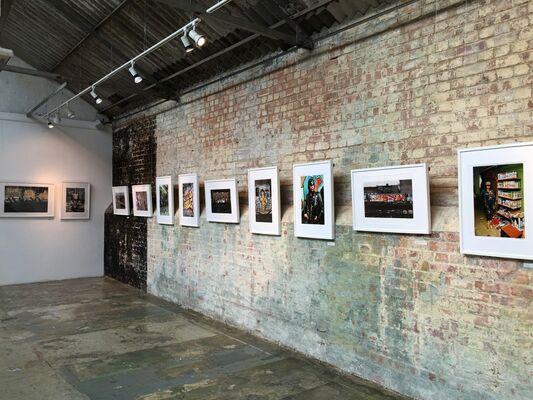 LIFEWORK by Martha Cooper, installation view