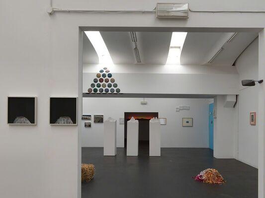 Crëp, installation view