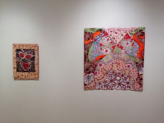 Leigh Salgado : Love In All The Right Places | Ching Ching Cheng: Build, installation view