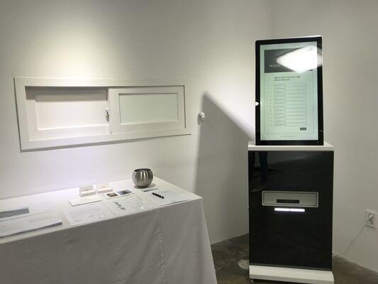 2019 ART MORA OPEN CALL, installation view