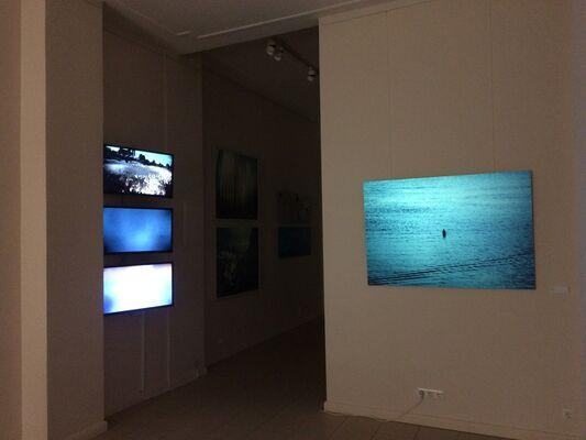 Fluid, installation view