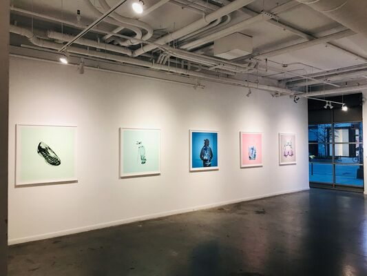 SIGHTS UNSEEN by David Arky at Fremin Gallery, installation view