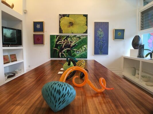 April Showers Bring May Flowers, installation view