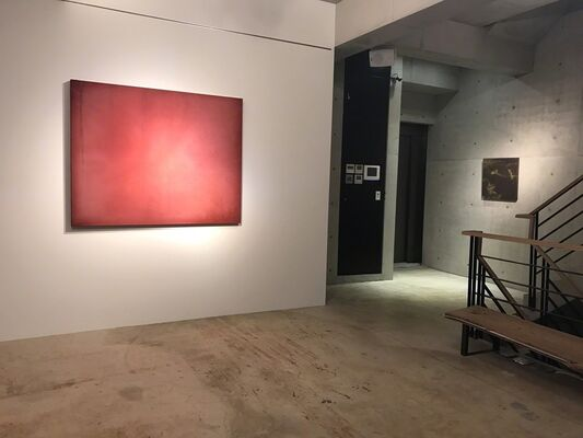 SILENCE AND BEAUTY - Makoto Fujimura Solo Exhibition《寂靜・美》- 藤村真個展, installation view