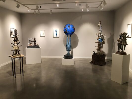 Kathy Ruttenberg: Private Myths / Public Dreams, installation view
