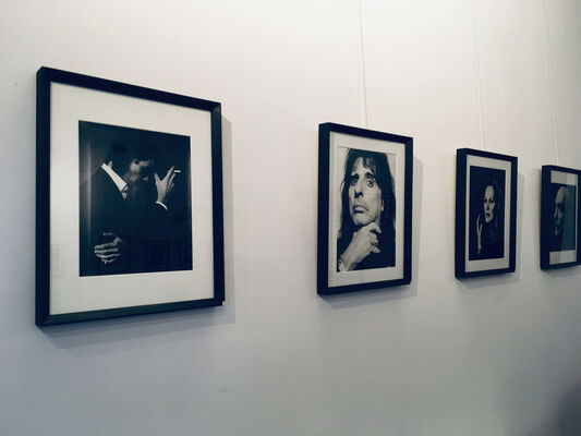 Detlev Schneider - The Germans are always the others, installation view