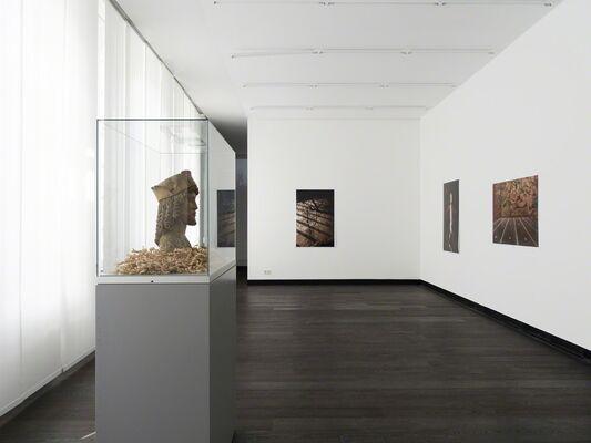 Christoph Brech - Überleben (Survival), installation view