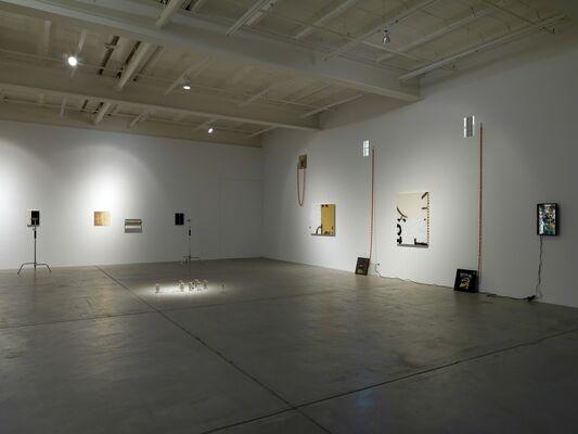 No Thing: Pope.L, Adam Pendleton, installation view