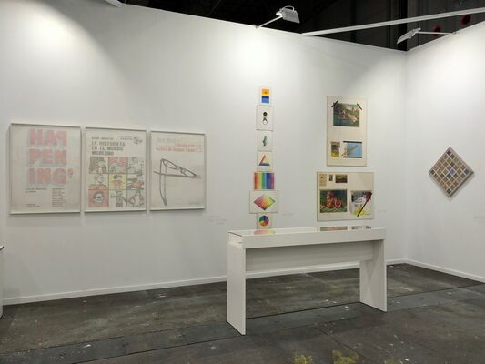 Herlitzka + Faria at ARCOmadrid 2020, installation view
