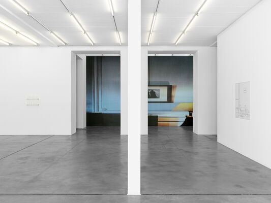 Louise Lawler, installation view