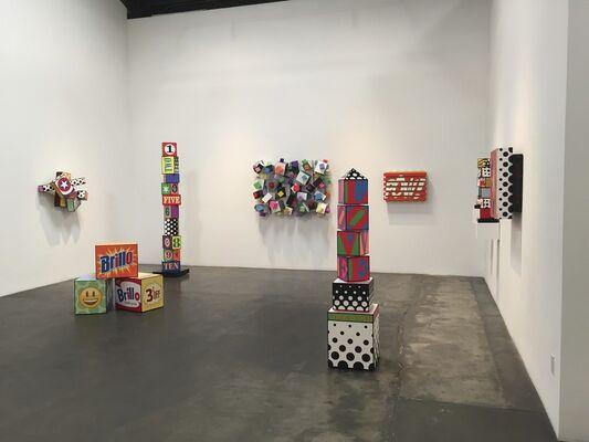 Todd Gray - Wumbus, Blorks, Zubs and Barxos!, installation view