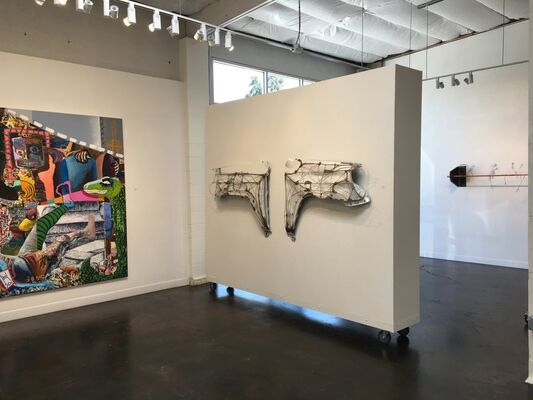 Master Class: New Talent from Northern California & Nevada, installation view