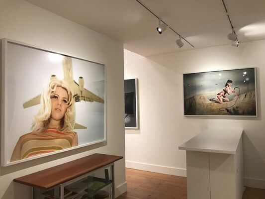 WOMEN IN FOCUS: Contemporary Female Narratives in Photography, installation view