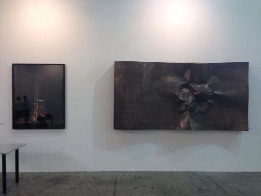 Gallery On The Move at Artissima 2013, installation view
