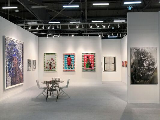 Yossi Milo Gallery at The Armory Show 2019, installation view