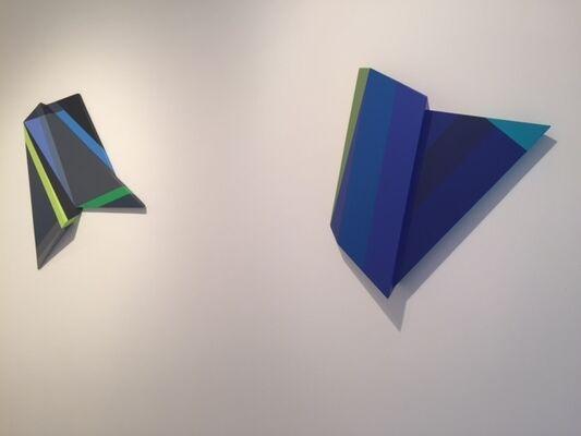Rachel Hellmann: State of Play, installation view