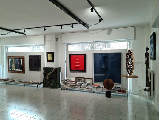 Galleria d'Arte Martinelli at Palm Beach Modern + Contemporary     Art Wynwood 2021, installation view