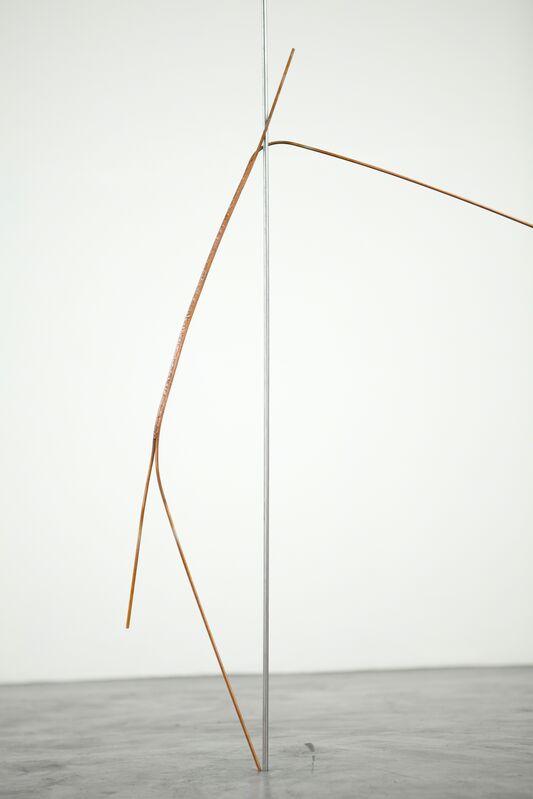 Tatiana Trouvé, 'La Linea', 2012, Sculpture, Metal and copper, Baró Galeria
