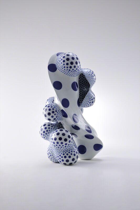 Harumi Nakashima, 'A Disclosing Form 1607', 2016, Sculpture, Porcelain, Duane Reed Gallery