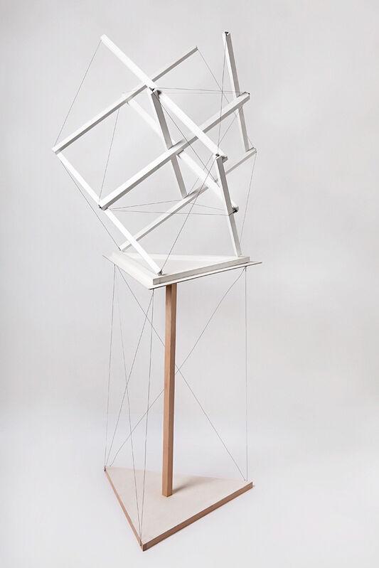 Karl Ioganson, 'Spatial Construction', 1921, Sculpture, Centre for Fine Arts (BOZAR)