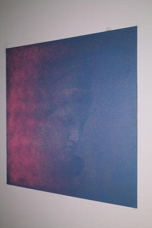Fabrizio Corneli, 'Catadiottrico Venere', 2017, Mixed Media, Mixed media on aluminium plate, Studio Trisorio