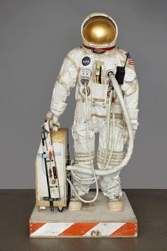 Tom Sachs, 'Spacesuit', 2007, Sculpture, Mixed media, Gagosian