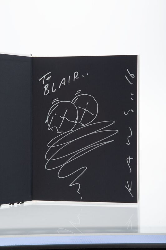KAWS, 'Man's Best Friend', 2016, Books and Portfolios, Hardcover book, Heritage Auctions
