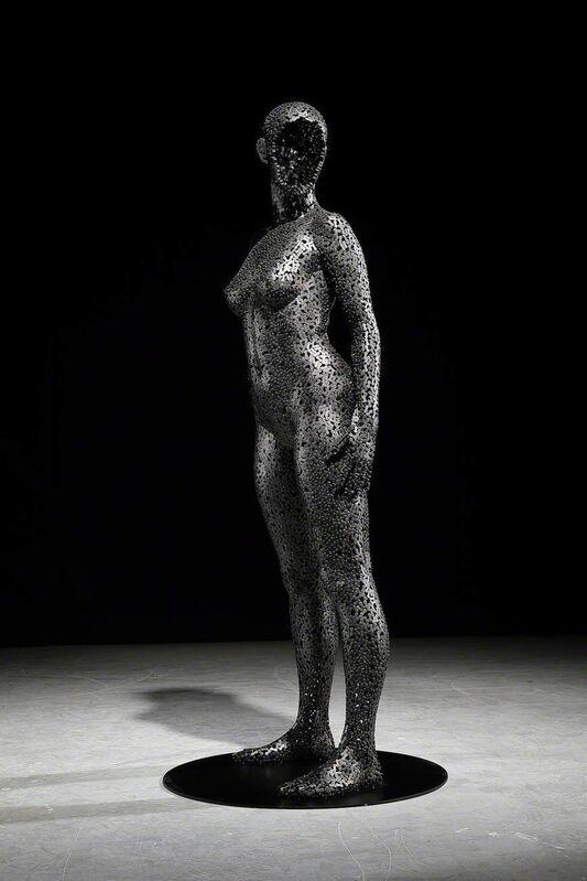 Seo Young-deok, 'Nirvana 357', 2018, Sculpture, Chain, Liquid Art System