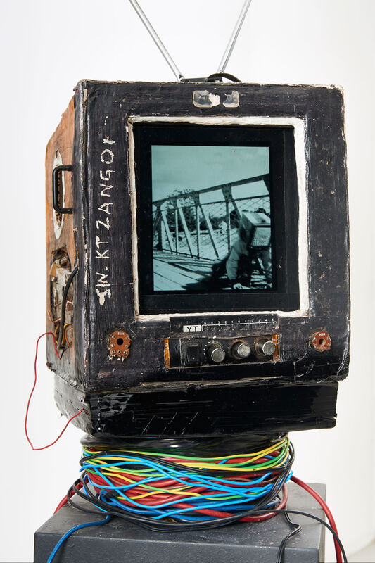Muchiri Njenga, 'Kichwateli 2', 2015, Installation, Mixed media installation, Goodman Gallery