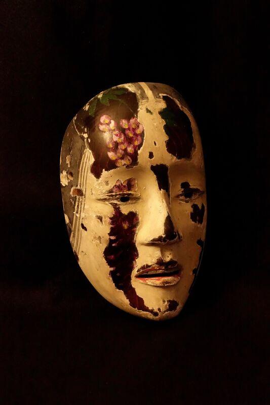 Kenichi Asano, 'Avatar 34', 2017, Sculpture, Japanese cypress, Japanese lacquer (urushi), Japanese natural pigments, Micheko Galerie