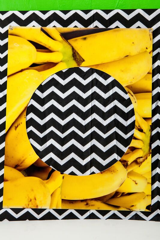 Kevin Todora, 'black lodge bananas', 2015, Photography, Direct inkjet on MDO, Erin Cluley Gallery