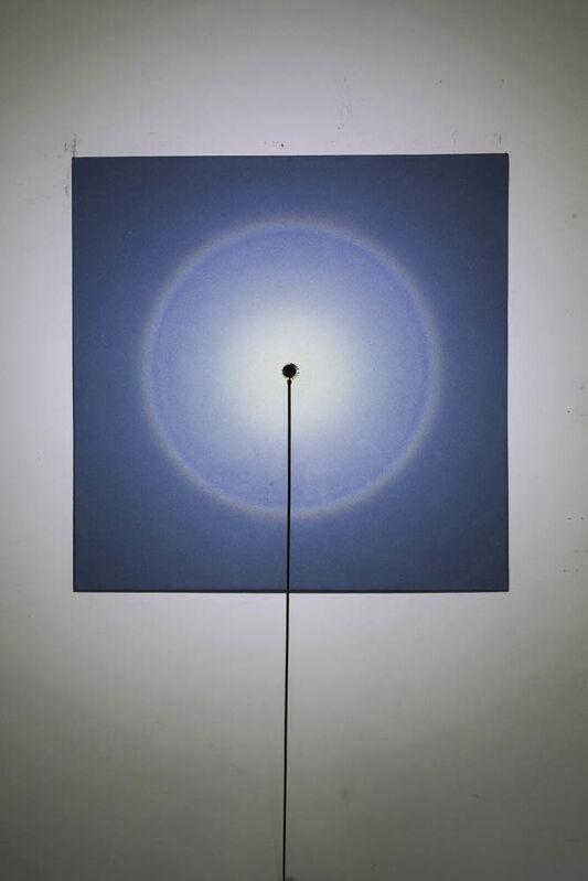Fabrizio Corneli, 'Halo', 2014, Mixed Media, Mixed media on alluminium, led lamp, Studio Trisorio