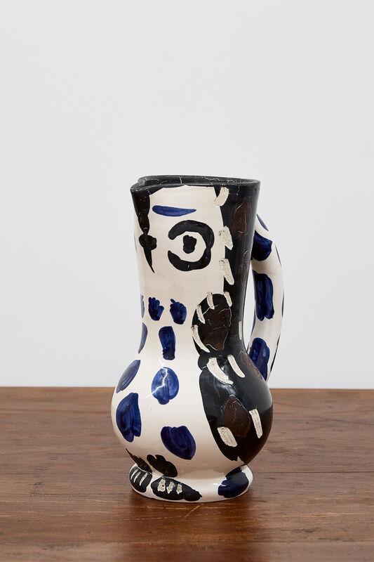 Pablo Picasso, 'Petit pichet de hibou [Small Owl Pitcher]', 1955, Design/Decorative Art, Ceramic, BASTIAN