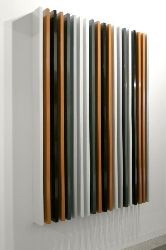 Liam Gillick, 'Expanded Reduction', 2008, Sculpture, Painted aluminium rectangular section, Micheline Szwajcer