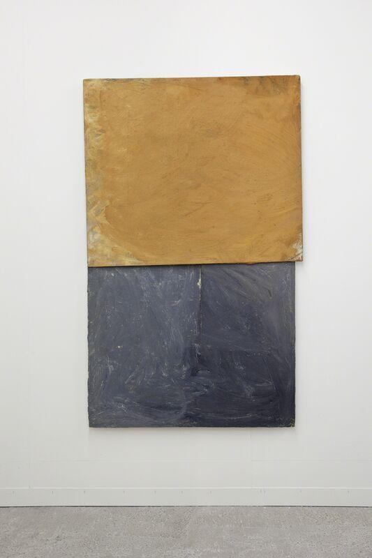Lydia Gifford, 'Marsh', 2013, Mixed Media, Oil on canvas, board, wood, nails, Laura Bartlett
