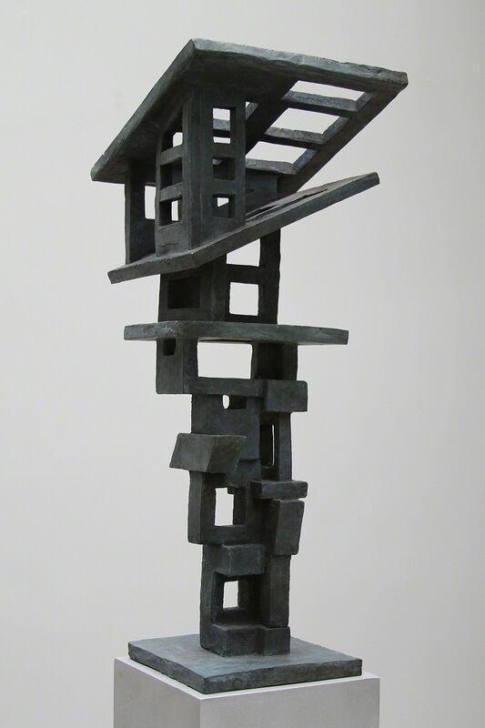 Don Gummer, 'Untitled', 2008, Sculpture, Cast bronze, Eckert Fine Art