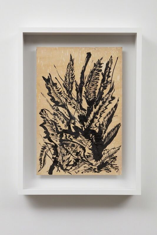 Sun Xun 孫遜, 'Time Spy 14', 2016, Painting, Woodcut painting, Sean Kelly Gallery