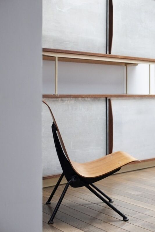 "Jean Prouvé, '""Antony"" chair', 1954, Design/Decorative Art, Metal and molded plywood, Jousse Entreprise"