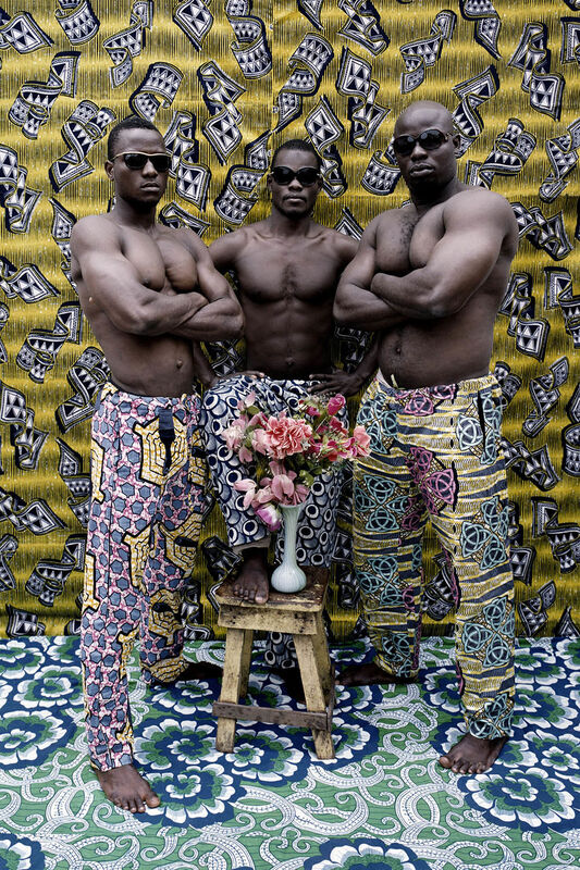 Leonce Raphael Agbodjelou, 'Untitled', 2012, Photography, C-Print, Yossi Milo Gallery