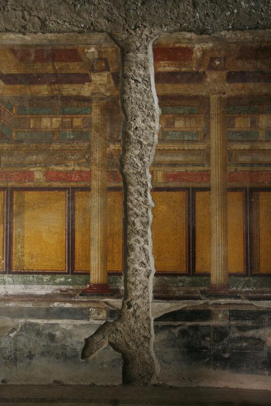 Peter Vanderwarker, 'Villa dei Misteri, Pompeii', 2007, Photography, Type C-print, Gallery NAGA