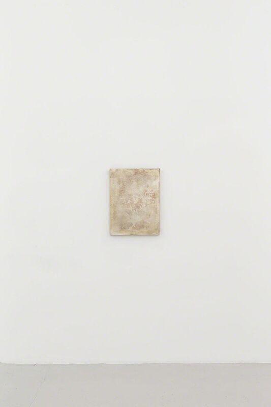 John Henderson, 'Type', 2016, Painting, Copper electrotype, Perrotin