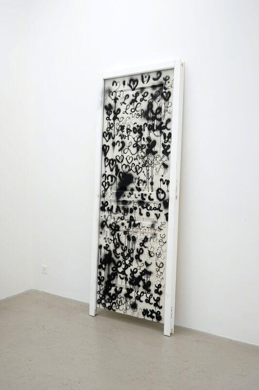 Anne-Lise Coste, 'Eros', 2015, Mixed Media, Airbrush on wood, Lullin + Ferrari