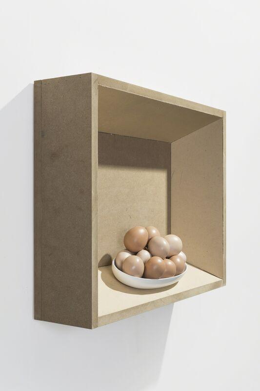 Mu Boyan, 'Practice 6', 2015, Sculpture, Mixed media, Aye Gallery