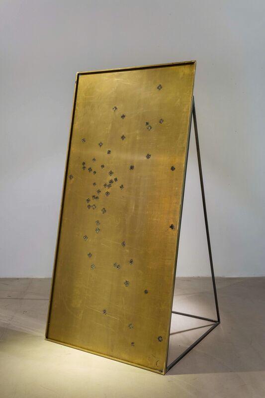 Zhou Wendou, 'Precious Metal No.2', 2017, Sculpture, Brass, coins, de Sarthe Gallery