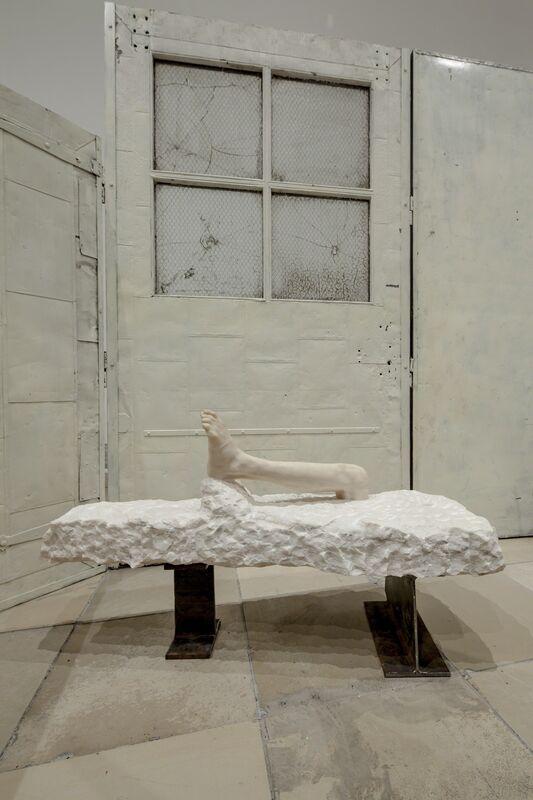 Louise Bourgeois, 'Cell III', 1991, Sculpture, Guggenheim Museum Bilbao