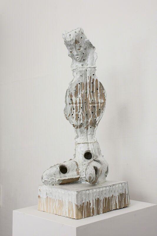 Johan Tahon, 'Apollon', 2016, Sculpture, Glazed Ceramics, Gerhard Hofland