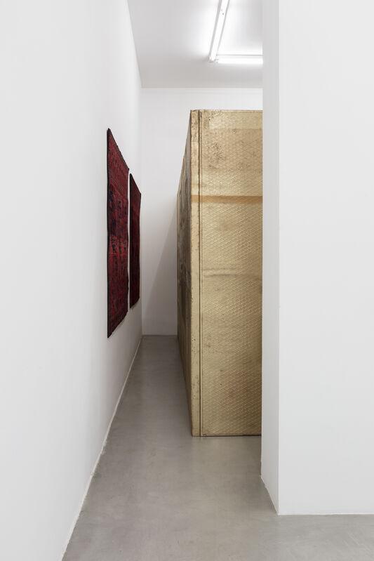 Flavio Favelli, 'Fiori Afghan K3', 2019, Textile Arts, Assemblage of afghan carpets, Francesca Minini